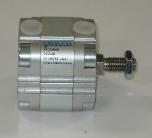 Festo Advulq 32 5 a p a 156783 Double Acting Comp Cylinder W square Pistrod Nos