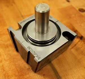 Parker M4024x156180 Flanging Die Set With B4024x156180a Tap Tool Used