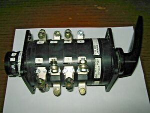 Salzer 2280 02 Rotary Switch New