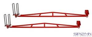 Extreme Duty Rear Traction Bars 1994 2002 Dodge Ram 2500 3500 no Tow 4x4