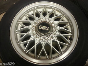 Rare Set Bbs Rims 1993 Miata Limited Edition German W Removal Tool