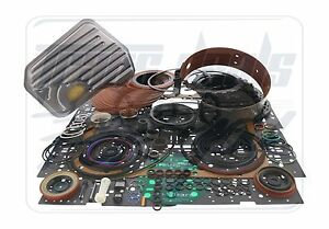 4l60e Chevy Transmission Power Pack Red Eagle Kolene Rebuild Kit 1993 97 Level 2