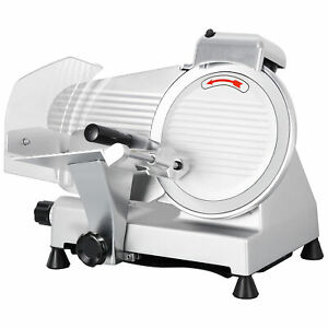 Premium 10 Blade Commercial Deli Meat Cheese Food Electric Slicer Chef s Choice