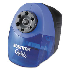 Stanley Bostitch Quietsharp 6 Classroom Electric Pencil Sharpener Boseps10hc