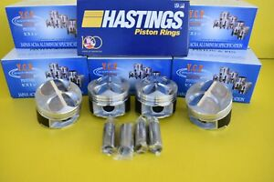 81mm Ycp Acura Honda Civic Type R High Compression Pistons B16 B18 Hastings