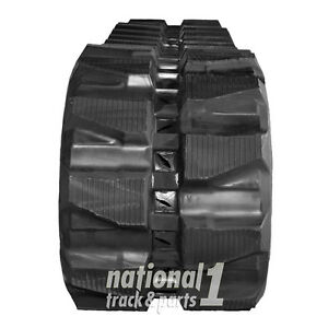 New Holland Eh 50b Mini Excavator 72 Link Rubber Track Track Size 400x72 5x72