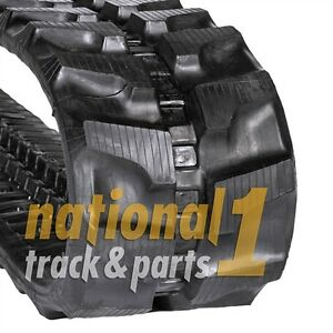 Takeuchi Tb138 Mini Excavator Rubber Track Track Size 350x52 5x86 National1