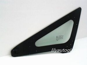 Fits 2006 2011 Honda Civic 4 Door Sedan Driver Side Left Front Vent Glass New