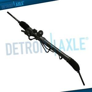 Power Steering Rack And Pinion Assembly And 16mm Tie Rod For 2006 2010 Hummer H3