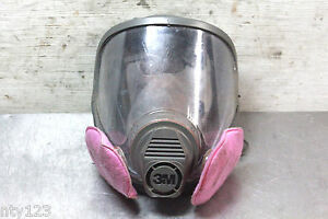 3m Full face Respirator 6800 Series