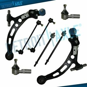 New 10pc Complete Front Suspension Kit For Lexus Toyota Camry Avalon