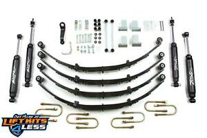 1987 1995 Jeep Wrangler Yj 4 Full Suspension Lift Kit Zone Offroad J28