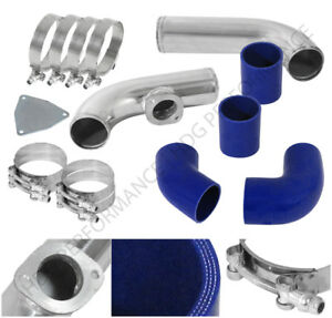 03 05 Dodge Neon Srt 4 Turbo Intercooler Piping Kit With Blow Off Valve Flange