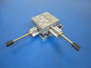 Newport 462 Series X Y Linear Stage 1 Travel