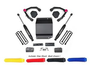 Zone C29n Heavy Duty 3 5 Suspension Lift Kit Usa For 2007 2013 Gm 1500 4wd