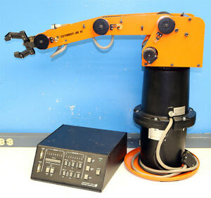 Eshed Robotec Scorbot er Iii Robot Rotary Table And Controller