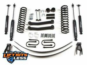 Zone Offroad J8n J9n 4 5 Full Suspension Lift Kit For 1984 01 Jeep Cherokee Xj
