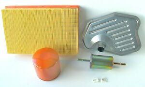 09 2011 Crown Vic Marquis Town Car 4 6 Tune Up Kit Oil Air Gas Trans Filters New