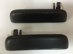 Toyota Tercel 95 99 Door Handle Outer Outside Exterio Front Lh And Rh Pair Set