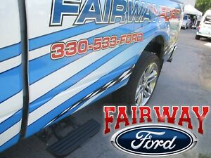 09 Thru 14 F 150 Oem Genuine Ford Retractable Bed Side Step 6 5 Right Side