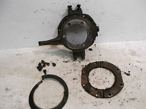 68 Jeep Jeepster Commando V6 Right Passenger Front Axle Steering Knuckle