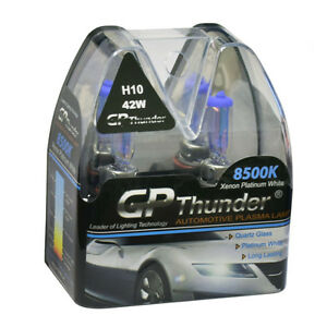 Authentic Gp Thunder Ii 8500k H10 9145 Xenon Quartz Light Bulb White Sgp85 H10