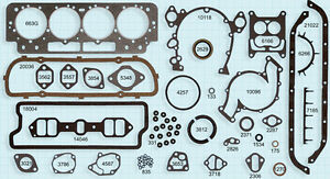 Cadillac 429 1964 67 Falcon Full Gasket Set Head intake exhaust Gaskets rtv