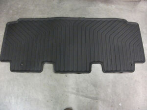 2011 2014 Honda Odyssey All Weather Rubber Floor Mat Set Oem 08p13 tk8 110a