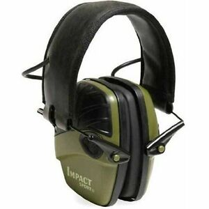 Deer Hunting Outdoor Sport Electronic Ear Muffs Shooting Range Ear Protection