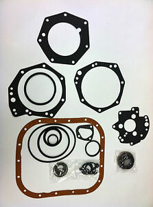 1956 1962 Plymouth Dodge Chrysler Desoto Torqueflite Seal Up Kit