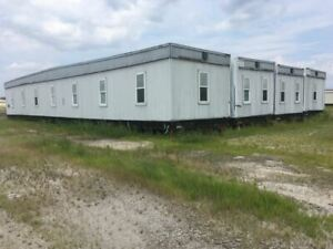 84x76 6 Floor Modular Complex Office Trailer Channahon
