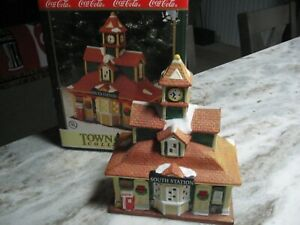 COCA COLA TOWN SQUARE BUILDING -SOUTH STATION TRAIN DEPOT - 1997 - RETIRED