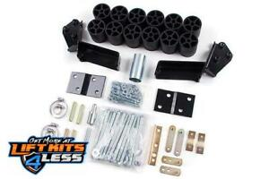 Zone C9316 3 Body Lift Kit For 95 98 Chevrolet Suburban Tahoe Gmc Yukon Xl 1500