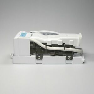 Refrigerator Ice Maker Assembly With 7 Cube Ice Tray Samsung Da97 05422a Oem