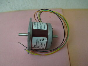 Pacific Scientific E31nrht ldn m3 00 Bipolar Stepper Motor 1 8 Degree Step 3975