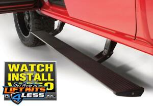 Amp Research Power Step Electric Running Boards For 2002 2016 Ford F250 F350 Sd