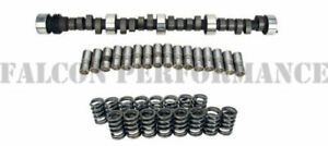 Chevy Sb 283 327 350 400 Flat Tappet Stage 2 Cam lifters valve Springs Kit 274h