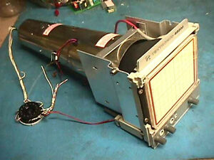 Tektronix 465m 154 0777 00 Crt With Spacer Sleeve