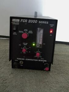 Ok Industries Fcr 2201 Rework Station Solder