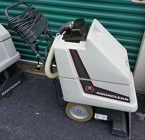 Advance Aquamatic Selectric Self propelled Carpet Cleaning Machine Model 264059
