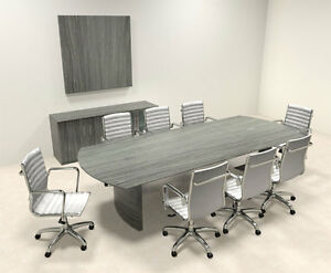 Modern Contemporary 10 Feet Conference Table mt med c4