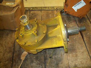 Comer Brush bushhog Rotary Cutter Gearbox Transmission
