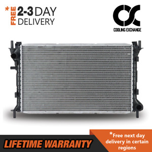 2296 Radiator For Ford Focus 2000 2007 2 0 2 3 L4