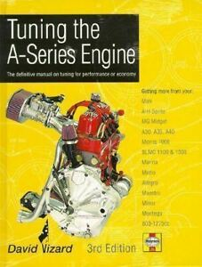Tuning A Series Engine 803 1275 Vizard Mini Sprite Midget Morris Minor Manual