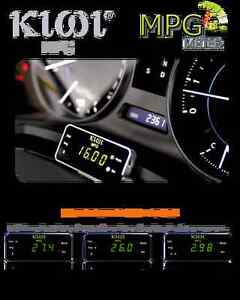 Plx Devices Kiwi Mpg Meter Scan Tool Obd2 Obdii Gauge Free 2 Day Priority Ship