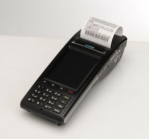 Woongjin Stm 7700 Touchscreen Portable Thermal Printer And Barcode Scanner Pos