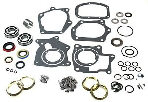Mustang Transmission Rebuild Kit T 10 4 Speed 1964 1965 1966 Scott Drake