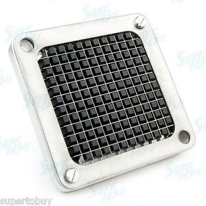Replacement 1 4 Blade Assembly And Pusher Block Commercial French Fry Cutter