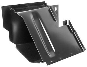 Mustang Torque Box Front 2 Piece Style Convertible Rh 1964 1965 1966 1967 1968