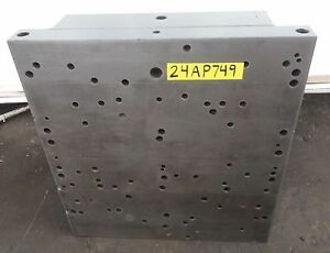 24 Plain Steel Angle Plate Work Holding Fixture